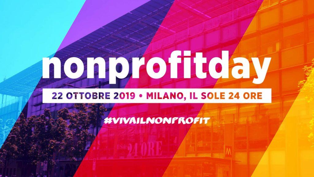 nonprofit day 22 ottobre 2019 Milano - Magilla